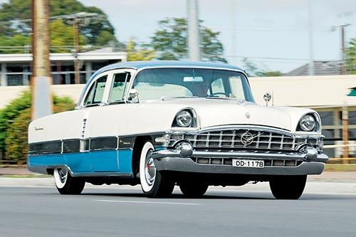 Modern 1950s style
