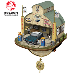 Holden -EH-Celebration -Clock