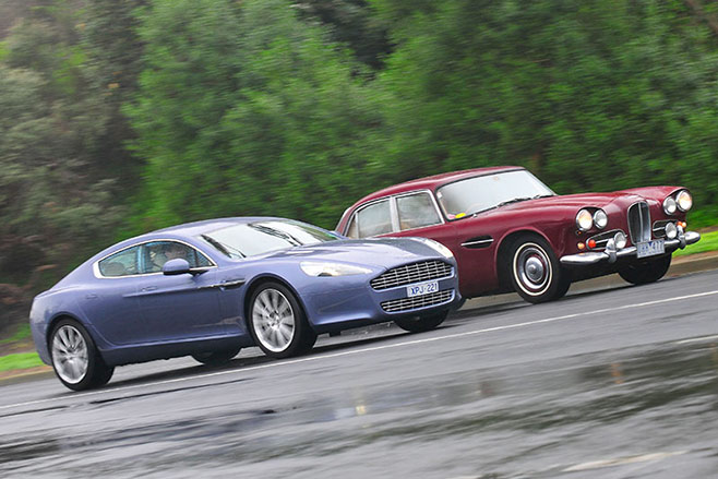 Aston -Martin -rapide -two -driving