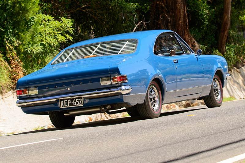 1968 Holden Hk Monaro 186 Review