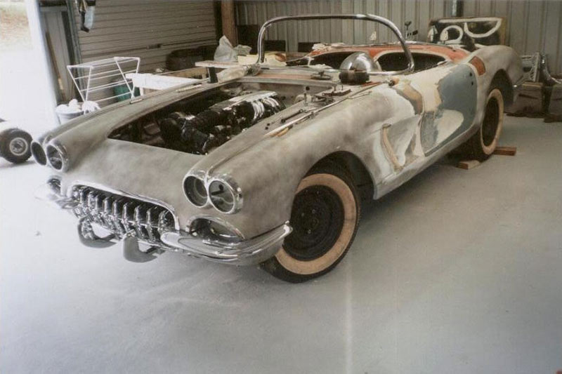 Chevrolet -Corvette -C1-before -3