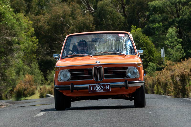 BMW-2002-frontview -onroad