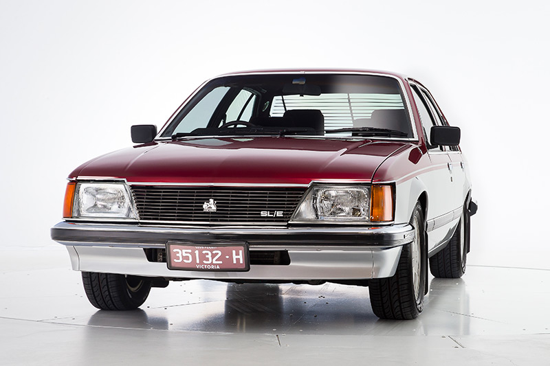 Holden -Commodore -VH-SLE-front