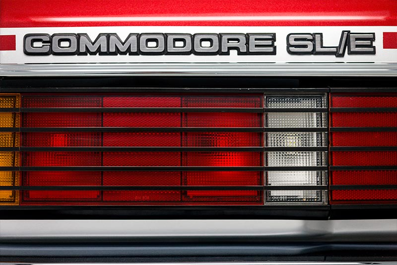 Holden -Commodore -VH-SLE-tail -light -detail
