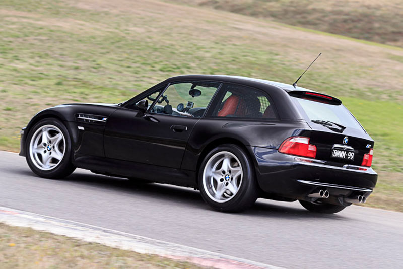 The BMW Z3 M Coupe is a bizarre but brilliant thing