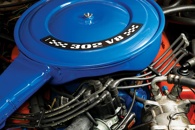 Ford -falcon -xb -engine