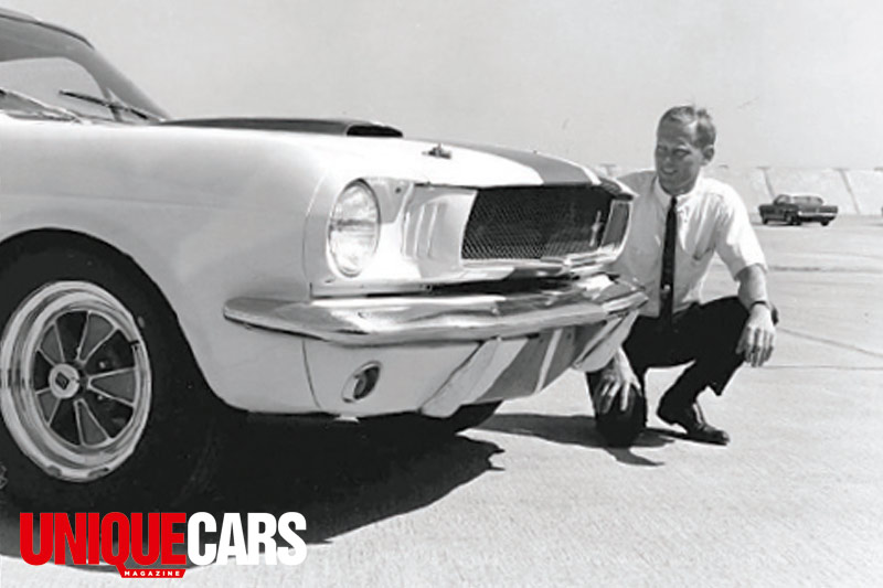 Shelby -mustang -1965