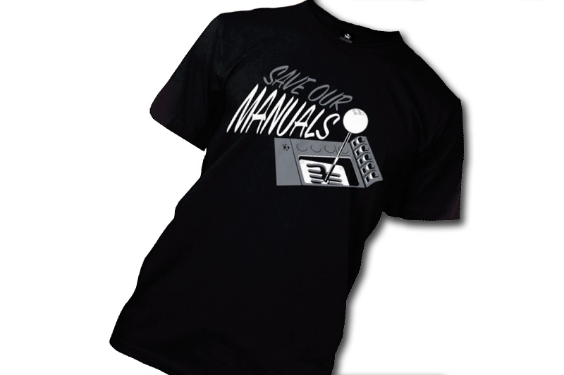 Manuals -tshirt