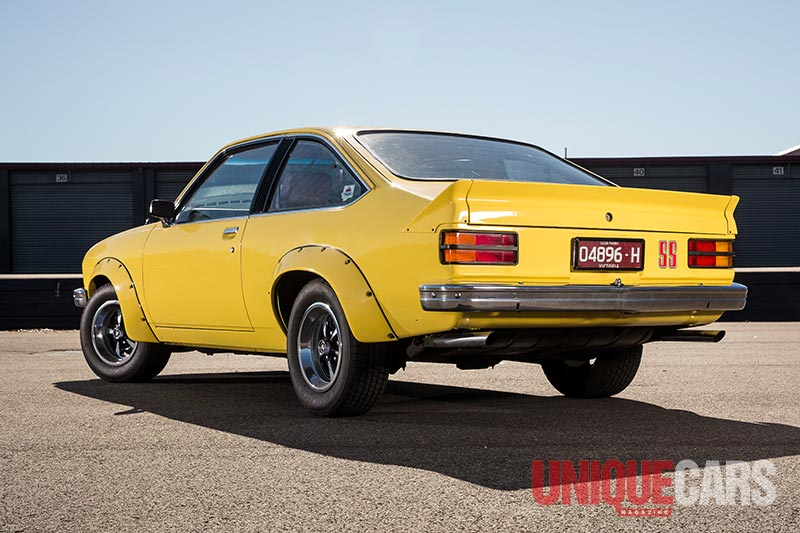 Holden -torana -a 9x -rear