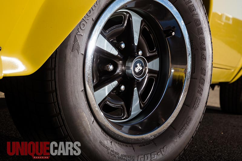 Holden -torana -a 9x -wheel