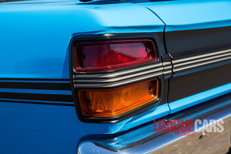 Ford -falcon -gtho -tail -light