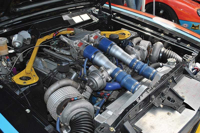 James -Golding -Ford -XB-Falcon -ex -Group -c -engine