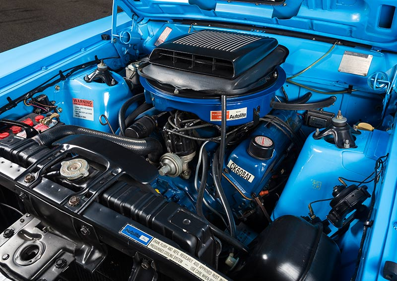 Ford -Falcon -GT-HO-Phase -III-engine