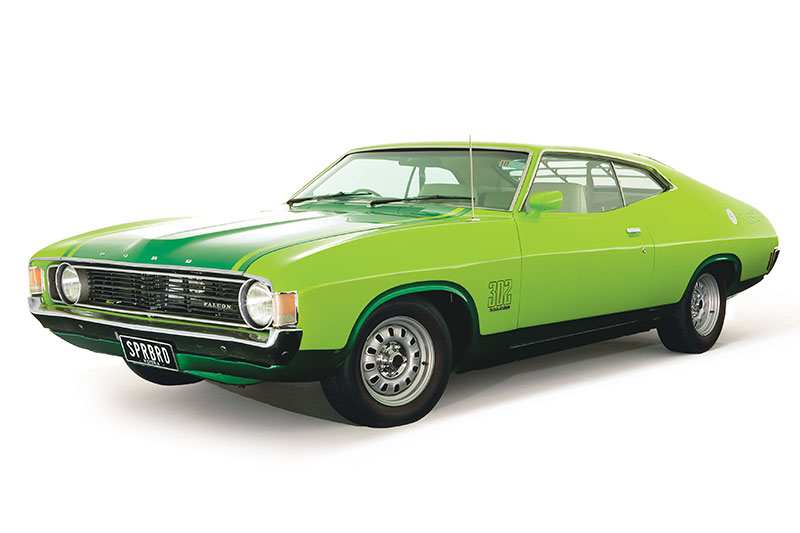 Ford -falcon -coupe -body
