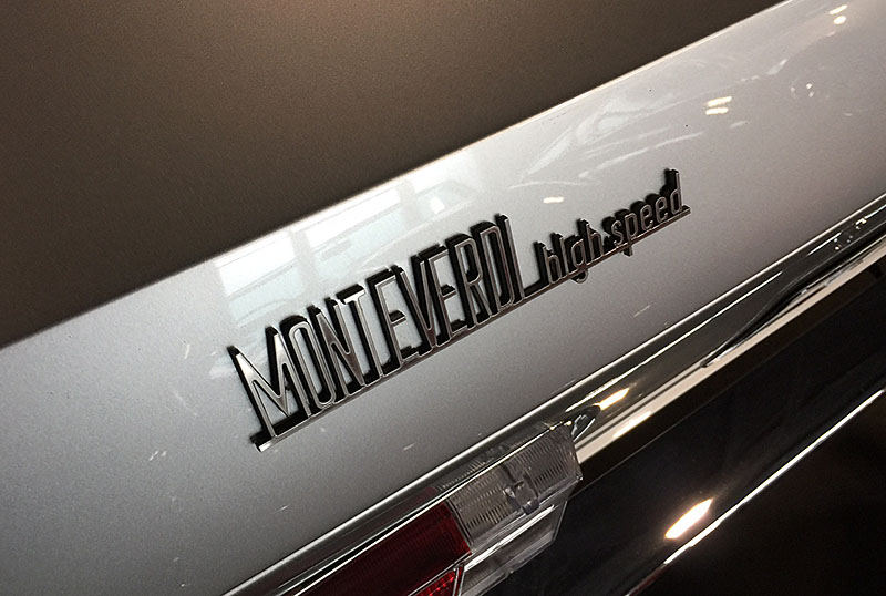 Montiverdi Badge