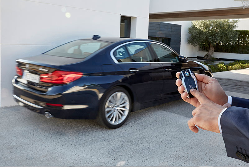 Bmw -5-series -key