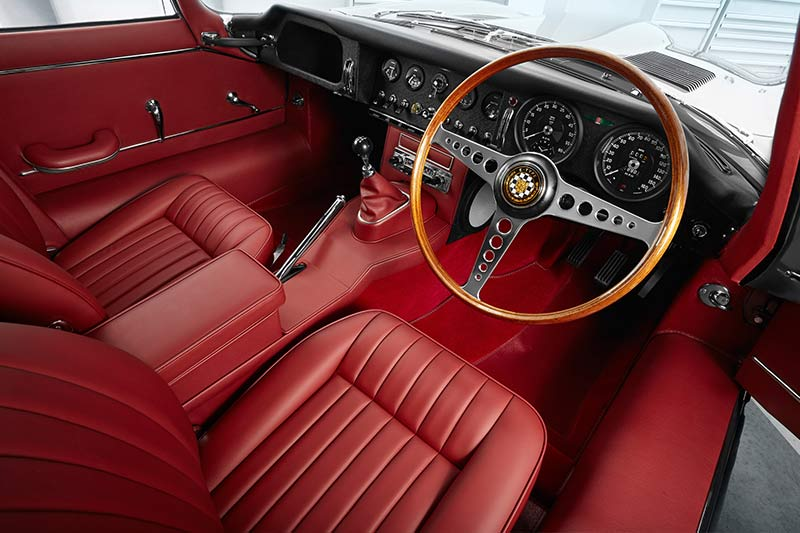 E -type -restoration -interior