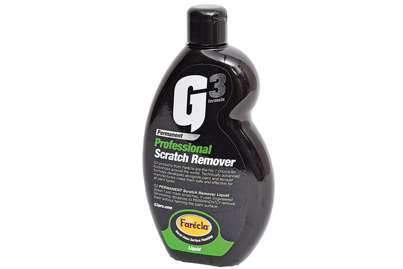 Scratch -remover