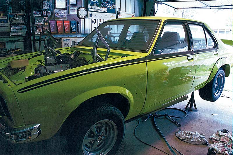 Holden -l 34-torana -before -2