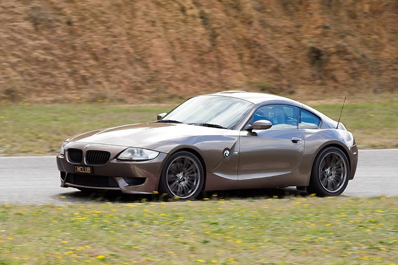 Bmw Z4 M Coupe Review