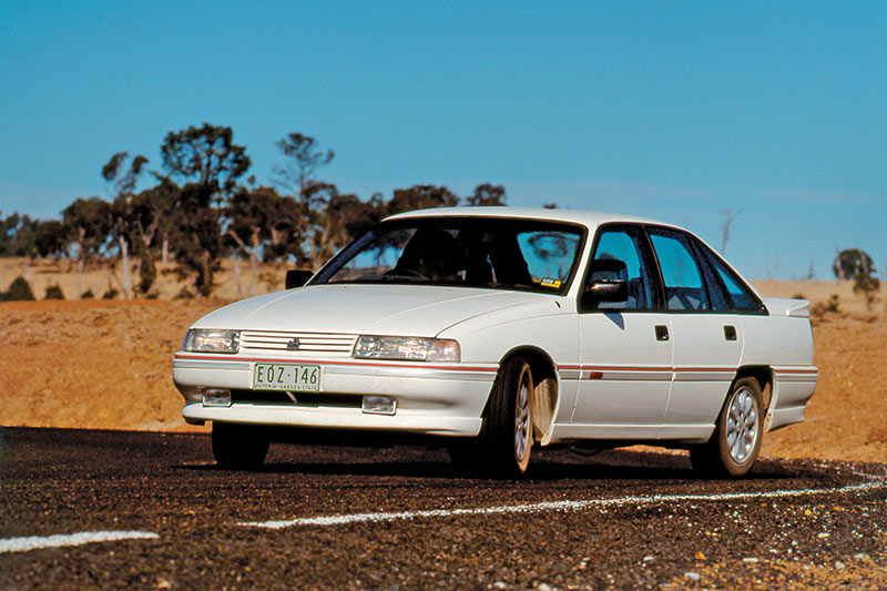 Holden -commodore -vn -ss