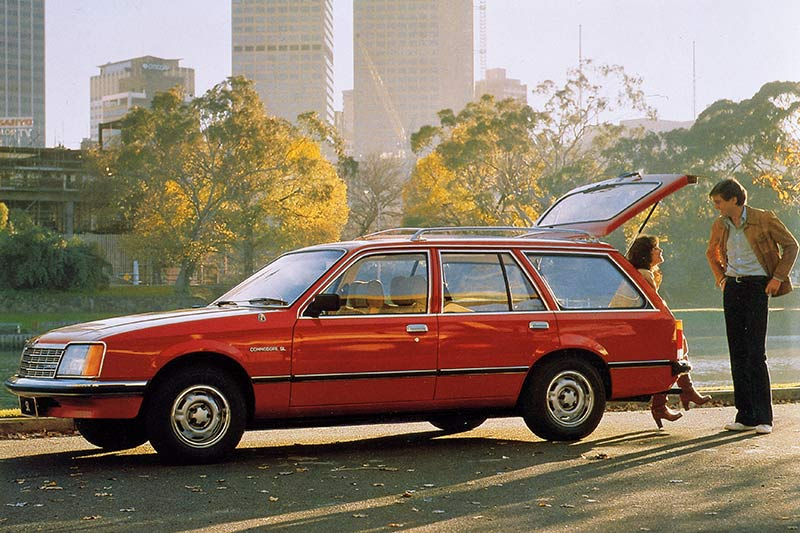 Holden -commodore -vb -wagon