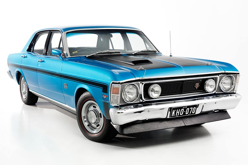 Ford -falcon -xw -gtho -1