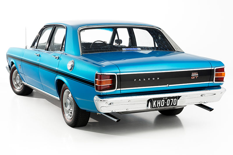 Ford -falcon -xw -gtho -3