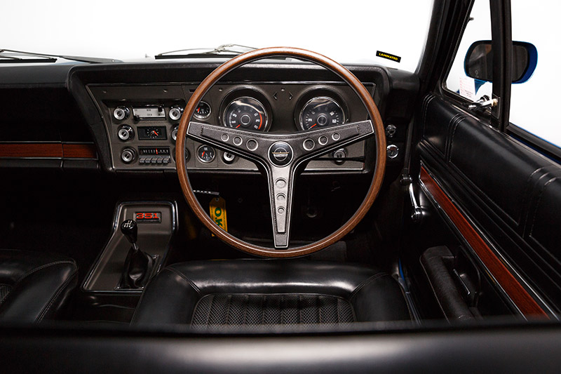 Ford -falcon -xw -gtho -dash -3