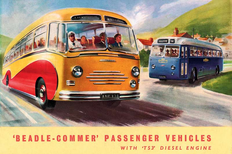 Commer -bus