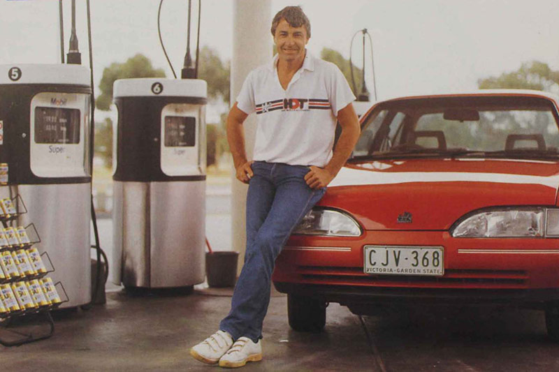 Holden -camira -peter -brock