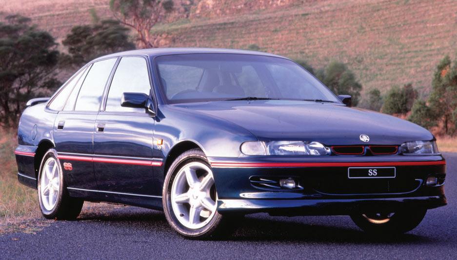 Holden Vr  Vs Commodore History