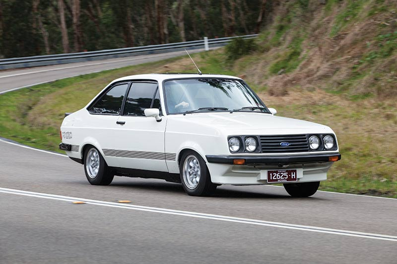 Ford -escort -onroad -2