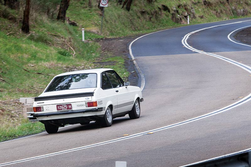 Ford -escort -onroad