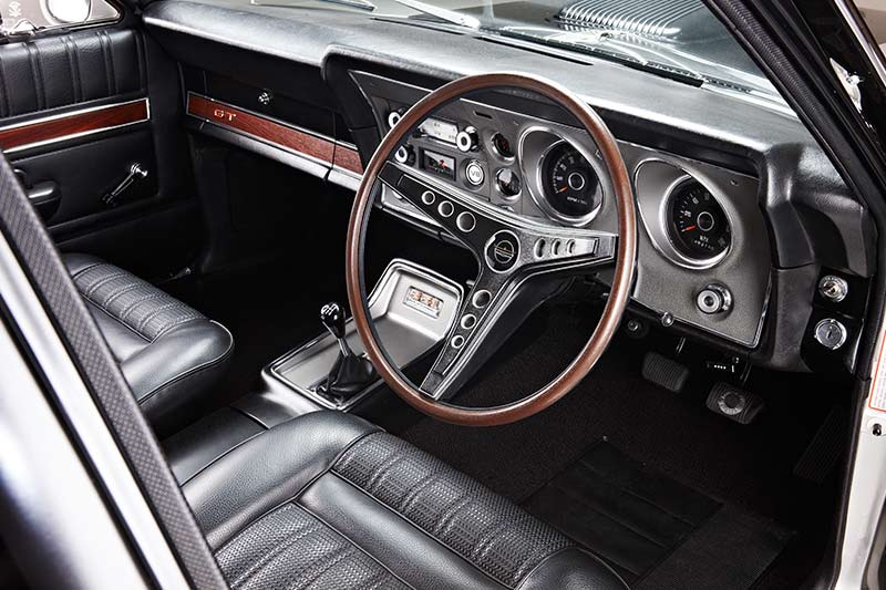 Ford -falcon -xy -gt -interior -front
