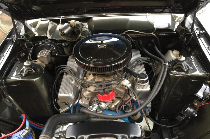 Ford -falcon -xw -gs -ute -engine